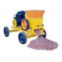 Bricks Crusher Machine