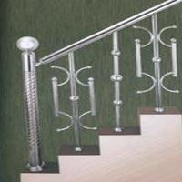 Stainless Steel Staircase Railings
