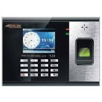 Color Fingerprint Attendance Machine