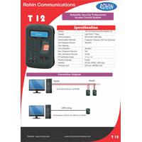 Smallest Fingerprint Access Control Reader