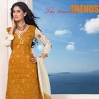 Bunty Aur Babli - Premium Designer Chanderi Unstitched Suits