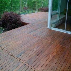 Exterior Wooden Flooring