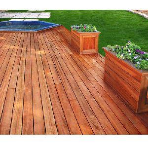 Teak Wood Flooring