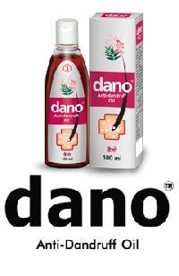 Dano Anti Dandruff Oil