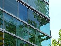 Green Building Glass