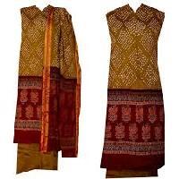 Bandhej Salwar Suits