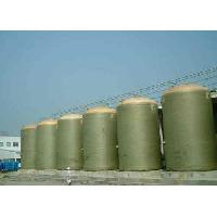 Spiral Chemical Storage Tank