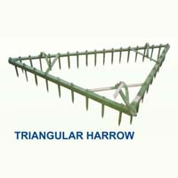Triangular Harrow