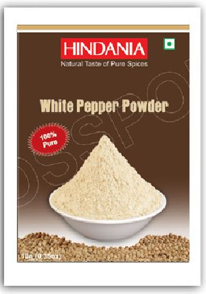 White Pepper Powder in Mumbai - Manufacturers and Suppliers