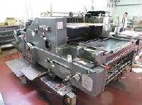 Used Heidelberg Cylinder Machine