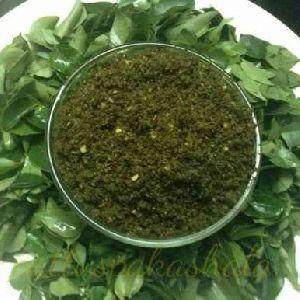 Curry Leaf Powder (karivepaku Podi)
