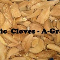 Dehydrated Garlic Cloves