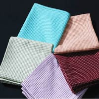 Printed Solid Dyed Table Mat