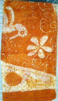 Batik Printed Sarees