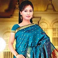 Karnatak Poly Silk Saree