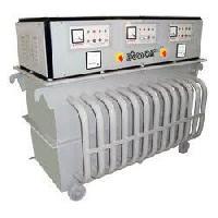 Three Phase Servo Voltage Stabilizer - Oil Cooled