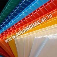 Polypropylene Corrugated Sheets