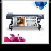 Metallic High Resolution Printing Services