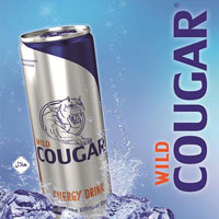 Wild Cougar Energy Drink