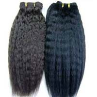 Remy Virgin Machine Weft Hair
