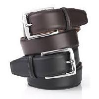 leather formal belts