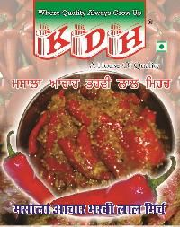 Red Chilli Pickle Spices