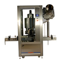 Automatic Bottle Cap Sealing Machine