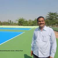 Apex Sports Tennis Court
