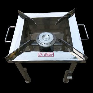 Commercial Ss Stove