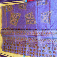 Cotton Sarees With Blouse