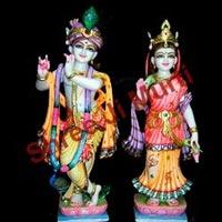 Makrana Marble Statue