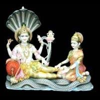 Vishnu Laxmi Statues