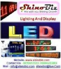 Led Boards, Token , Railway Display Systems, Temperature