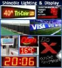 Portable Mobile Display, Led Billboard, Digital Hoarding