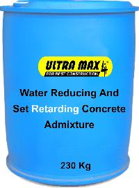 Water Reducing & Set Retarding Concrete Admixture