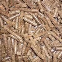 Rice Husk Briquettes