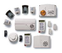 Electronic Security Alarm