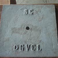 Cast Iron Earthing Plates