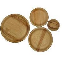 areca oval twin plates