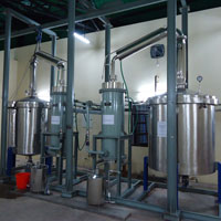 Sandalwood Oil Distillation Plant