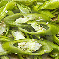 Processed Green Chillies