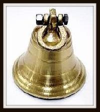 Brass Temple Bell