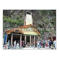 Yamunotri Yatra By Helicopter