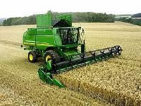 Corn Harvesting Machine