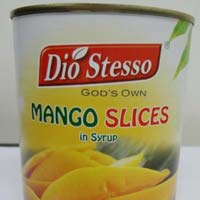 Canned Mango Slices