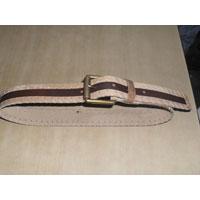 Antique Knitted Belt