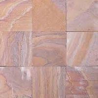 Rainbow Sandstone Tiles
