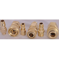 Brass Auto Gas Part