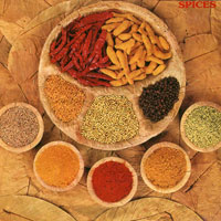 Spices, Pulses, Sesame Seeds