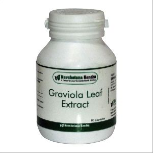 Graviola Leaves Extract Capsules